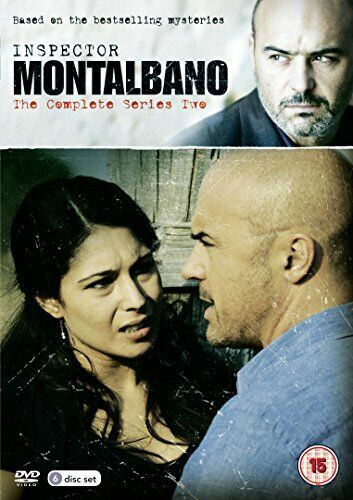 Inspector Montalbano: The Complete Series Two [DVD][Region 2]