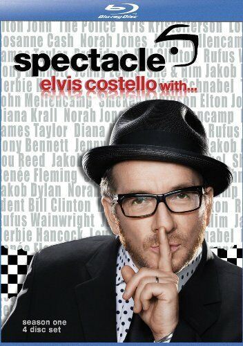 Spectacle: Elvis Costello With... (Season 1) [Blu-ray] [2009] [Region Free]