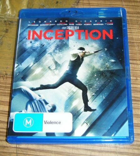 Pre-Owned Blu-Ray - Inception [B7]