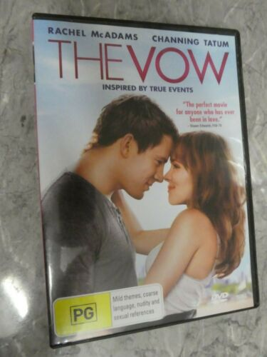 The Vow (DVD, Region 4) GF5