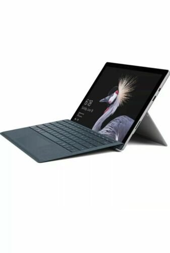 Microsoft Surface Pro - Intel Core i5 7th G - 256 SSD GB - 8GB + Black keyboard