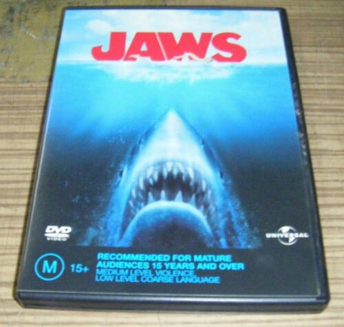 Pre-Owned DVD - Jaws [B8]