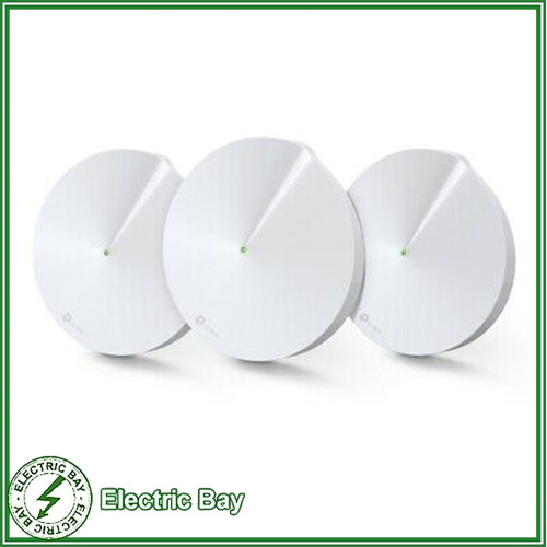 TP-LINK DECO M5 3-Pack Whole Home Mesh Wifi System 3YR