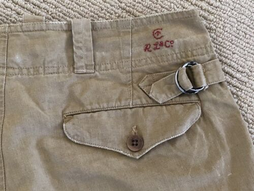 Ralph Lauren Polo Double D Shorts Size 28