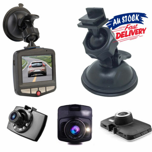 Camera Bracket Holder Stand Car Dash Cam Suction Cup Mount Video Recorder