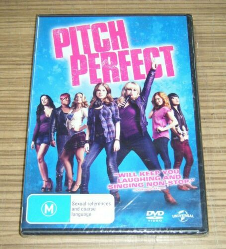 New Sealed DVD - Pitch Perfect [B8]