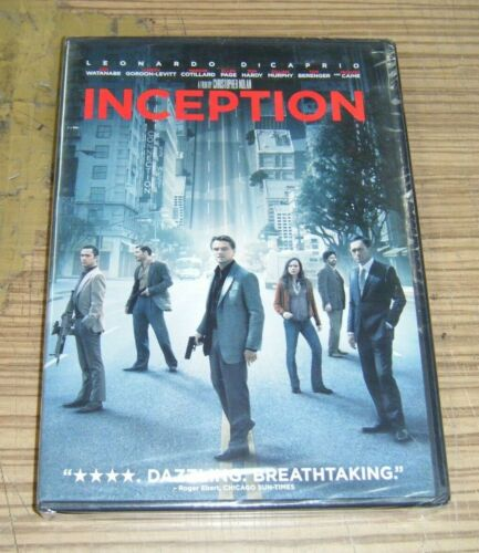 New Sealed DVD - Inception [B8]
