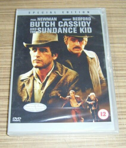 New Sealed DVD - Butch Cassidy and the Sundance Kid [B8]