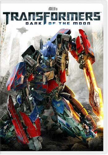 Transformers: Dark of the Moon 2011 Movie DVD Action Shia LaBeouf & Josh Duhamel