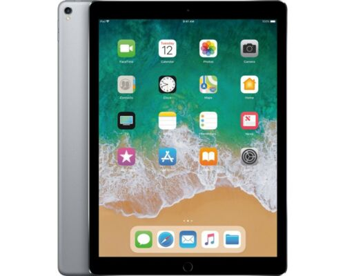 Apple iPad Pro 2nd Gen. 10.5-inch 256GB Space Gray (Wi-Fi Only) Free Shipping