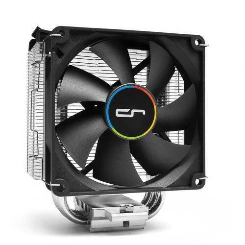 CRYORIG M9i 92mm Fan Intel CPU Cooler Increased Air Exhaust Speed Higher Cooling