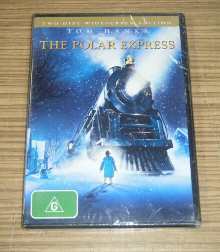 New Sealed DVD - The Polar Express [B8]