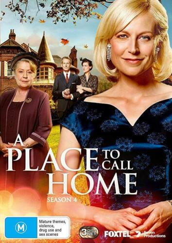 A Place To Call Home: Series 4 (DVD)