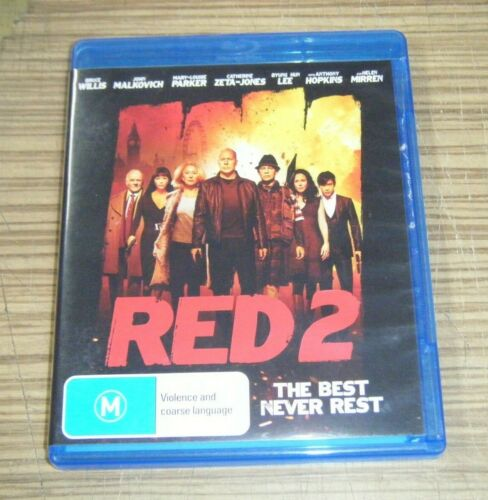 Pre-Owned Blu Ray - RED 2 [B7]