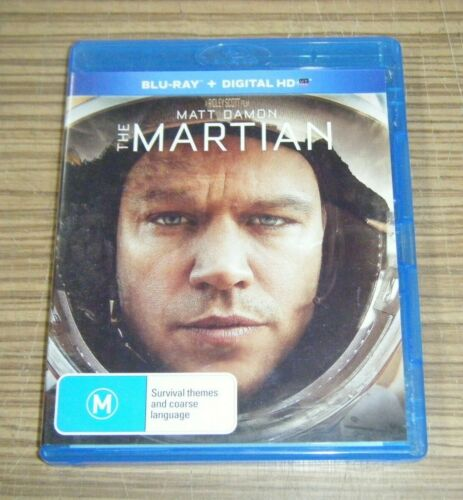 Pre-Owned Blu Ray - The Martian [B7]