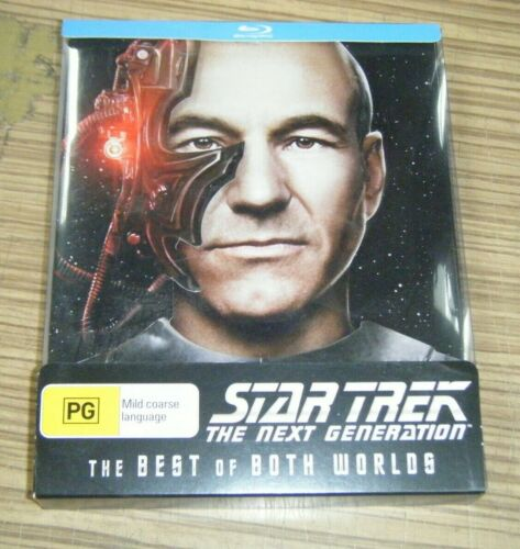 Pre-Owned Blu Ray Star Trek: The Next Generation | The Best of Both Worlds [B7]