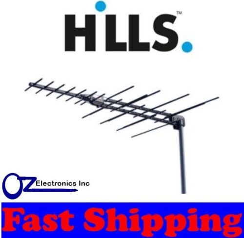 Hills Black Arrow Tru-Band Antenna 4G Mobile Cell Tower Filter Interference NEW