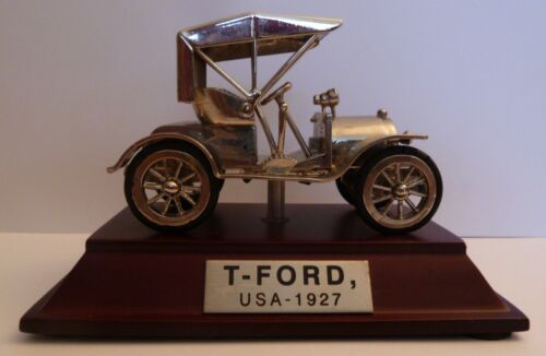 Voiture dit Tacot : T FORD USA 1927