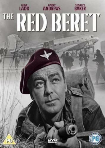 THE RED BERET - ALAN LADD - NEW & SEALED DVD - FREE LOCAL POST