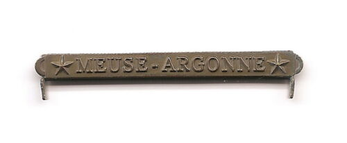 A12 ARMY WWI VICTORY MEDAL MUSE-ARGONNE BARArmy - 66529