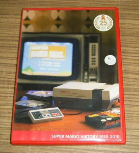 Pre-Owned DVD - Super Mario History 1985 - 2010