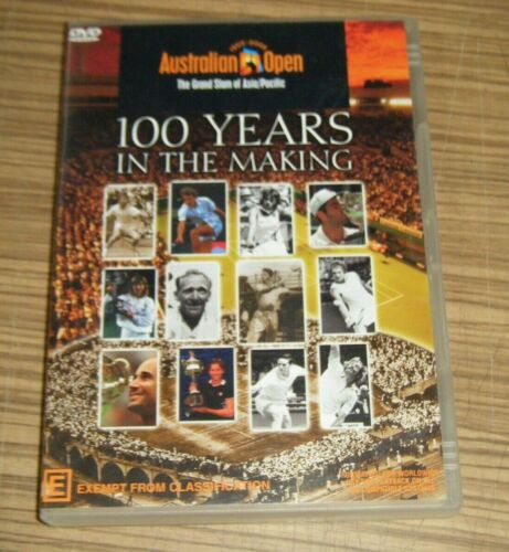 Pre-Owned DVD - Australian Open: 100 Years In The Making