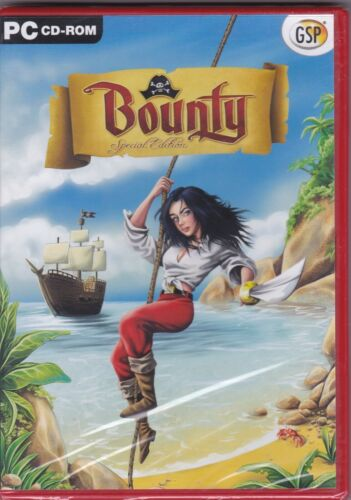 Bounty - Special Edition (Brand New) PC CD-ROM  Game Mac/Windows