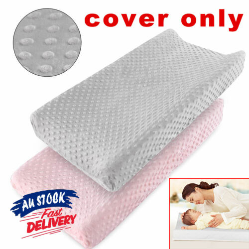 Bed Sheet Mat Cover Changing Baby Mattress Table Pad Stretch Soft Change