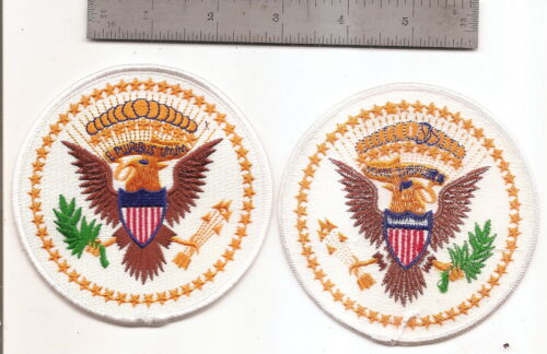 #240 White House Staff Patch