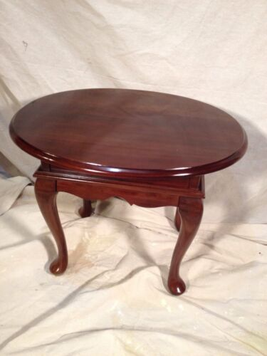 Night Stand, Queen Anne solid Cherry Not Antique,Virginia Local pickup MAKEOFFER