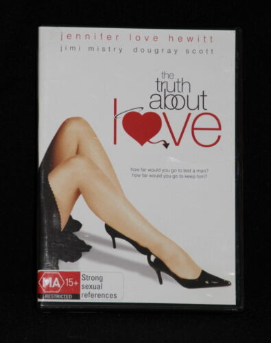 DVD - The truth about love: How far would you go to test a man and keep him?