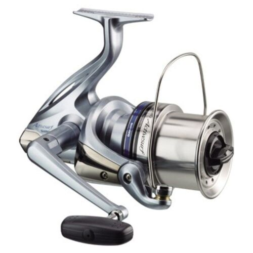 Nuovo Shimano SA Active Surf spinning reel Standard Line type Da Giappone