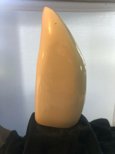 blank Sperm Whale replica tooth ready to scrimshaw #4