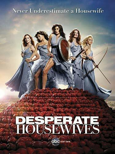 Desperate Housewives Complete Season Series 6 TV Show DVD Set NEW Teri Hatcher