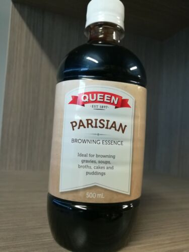 PARISIAN ESSENCE BY QUEEN 500ML  - QUICK POST (DON'T BE RIPPED OFF ELSEWHERE!)