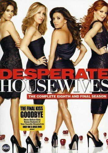 Desperate Housewives Complete Season Series 8 TV Show DVD Set NEW Teri Hatcher