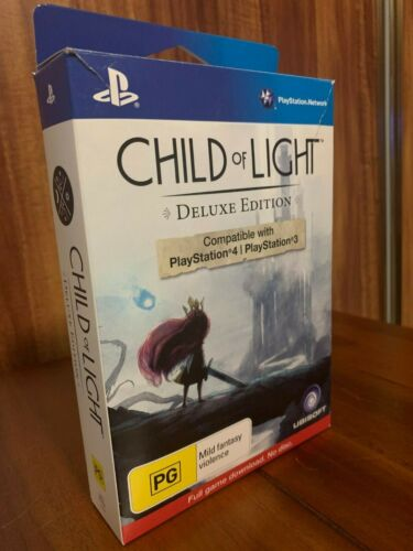 Child Of Light Collector's Edition