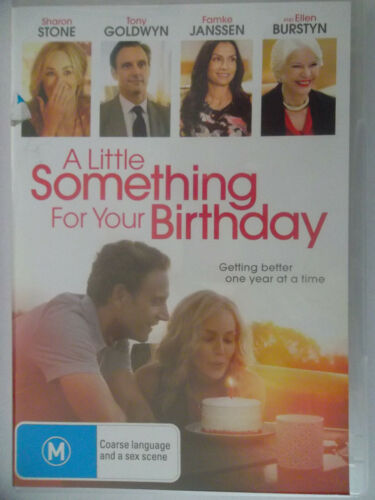 A LITTLE SOMETHING FOR YOUR BIRTHDAY DVD , 2017