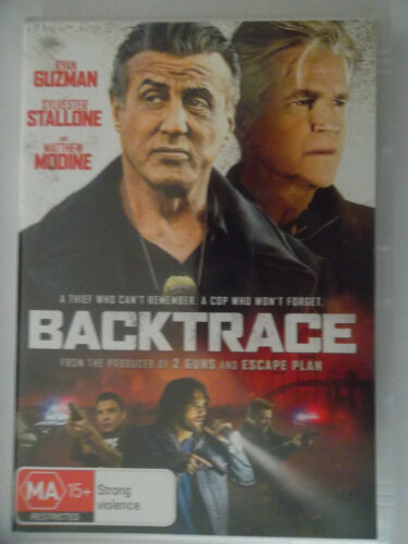 Backtrace , DVD , 2018