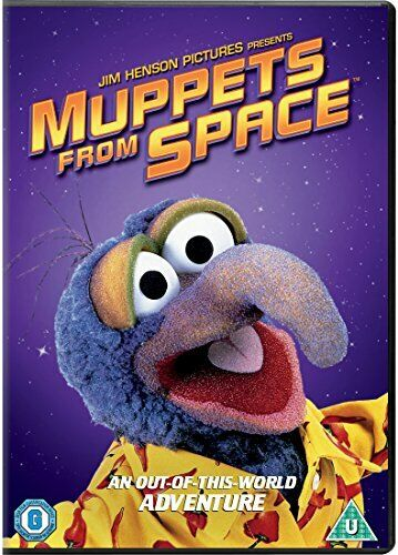Muppets From Space [DVD] [1999] [DVD][Region 2]