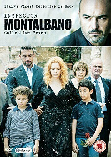 Inspector Montalbano: Collection Seven [DVD][Region 2]