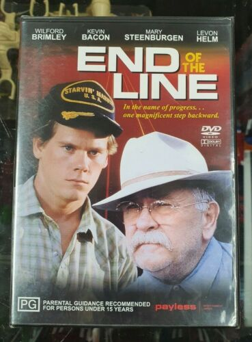 New Sealed DVD - End Of The Line [B1]