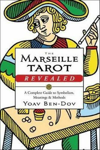 NEW The Marseille Tarot Revealed By Yoav Ben-Dov Paperback Free Shipping