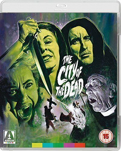 The City Of The Dead [Blu-ray] [DVD][Region 2]