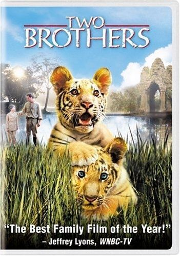 TWO BROTHERS - GUY PEARCE - NEW & SEALED DVD