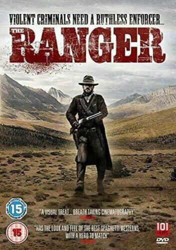 THE RANGER - AWESOME WESTERN - NEW & SEALED DVD - FREE LOCAL POST
