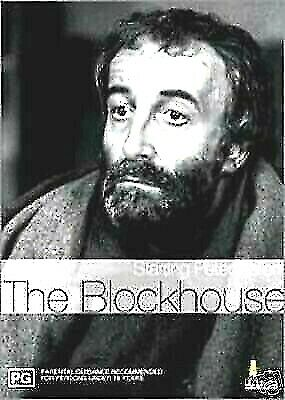 DVD THE BLOCKHOUSE PETER SELLERS WWII WAR NATZIS  BRAND NEW UNSEALED REGION 4
