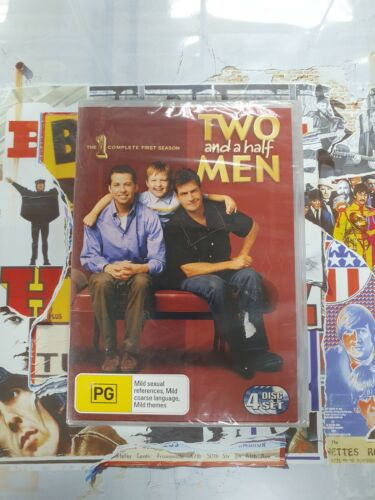New Sealed DVD - Two and a Half Men: Season One [B3]