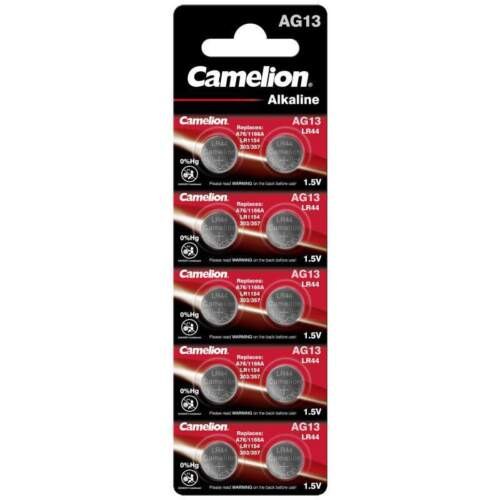 AG 13 / LR44 / LR1154 / 357 button cell batteries - Fast and free shipping