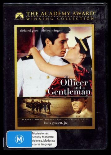 An Officer And A Gentleman 2 Disc Special Edition - R4 DVD Richard Gere